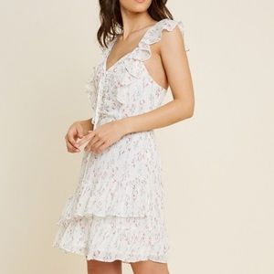 Dresses & Skirts - Floral Fit and Flare Dress